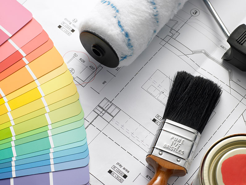 Paint Colour Trends to Watch