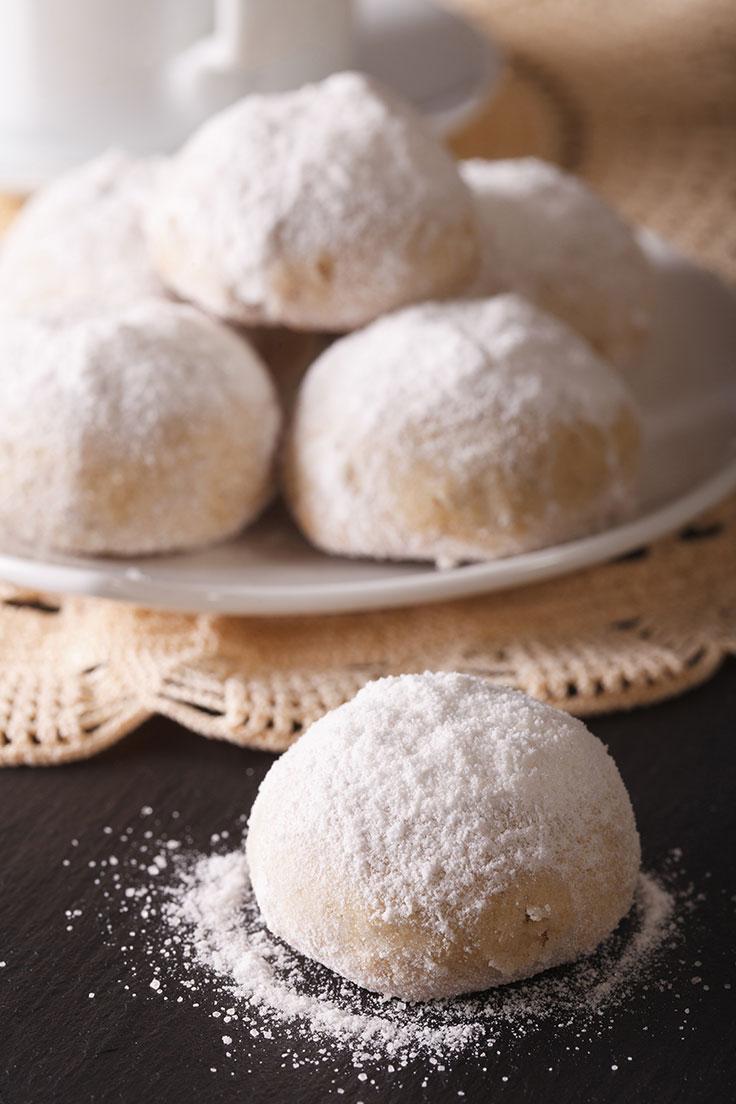 Cookies Pecan Puff 2