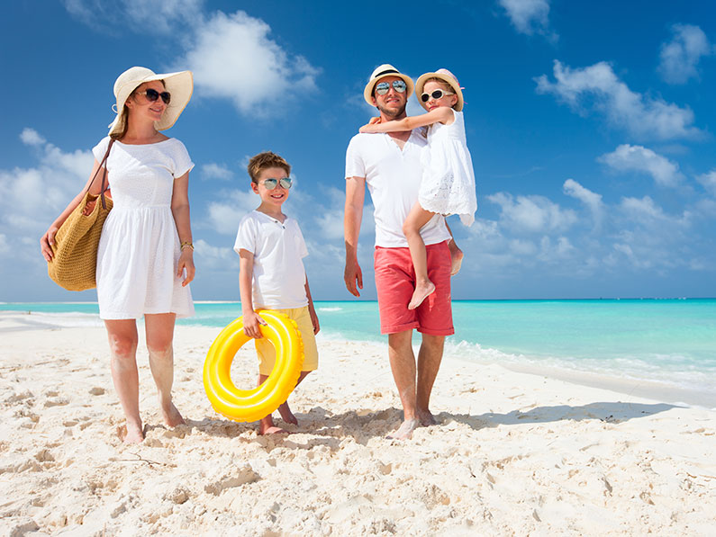 The Best Beach Vacation Destinations for the Whole Family