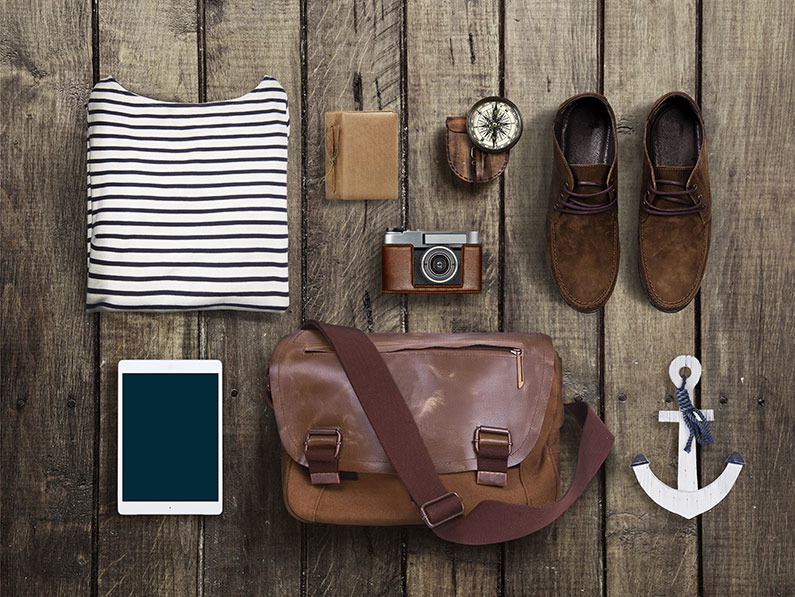 Classic Accessories for the Explorer in You