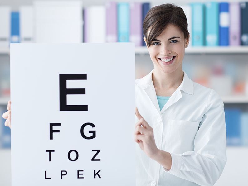 Why Having an Annual Eye Exam is Important
