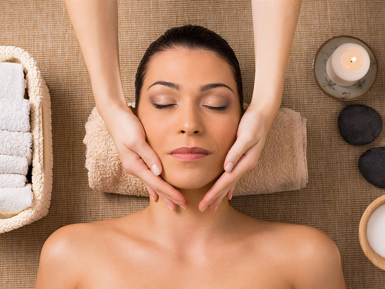 Treat Yourself to a Spa Facial