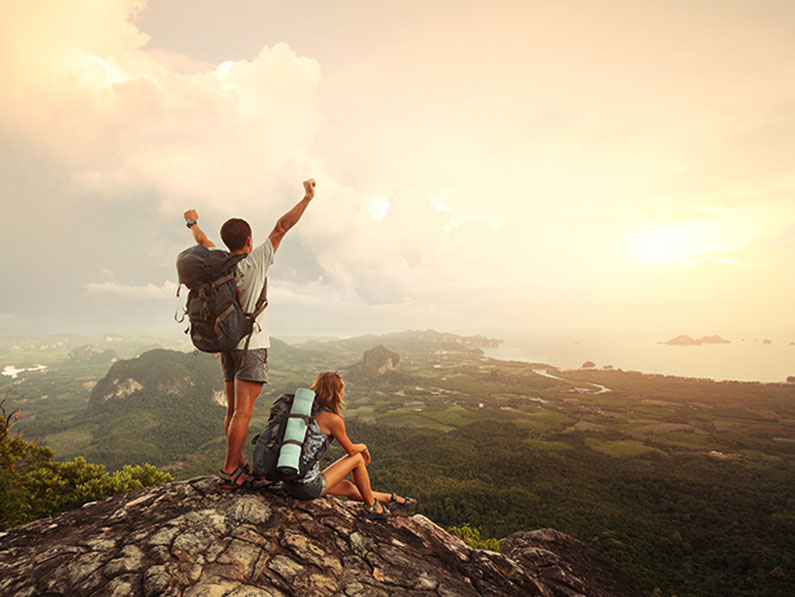 Experience Incredible Freedom on These Mountain Hikes