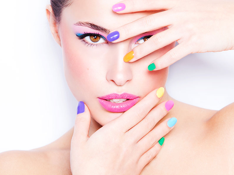 Gel Nail Colours You Can Use at Home