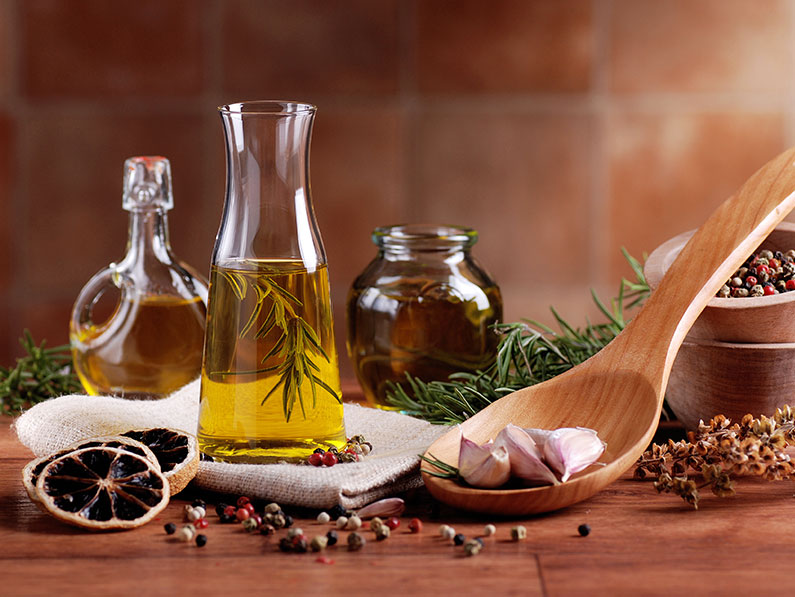 Flavoured Oils Add Spice to Weekday Meals