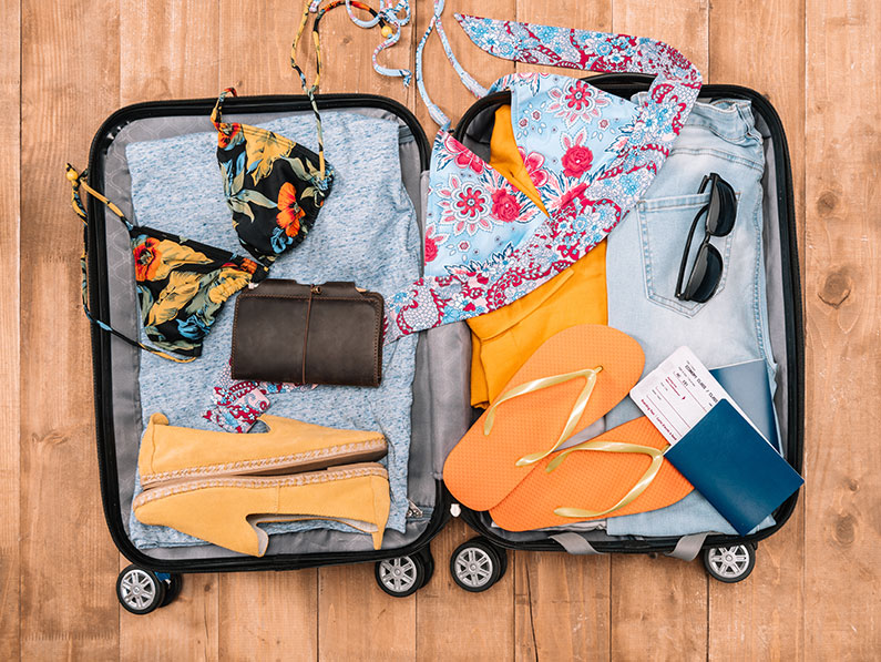 What to Pack for a Weekend Beach Getaway
