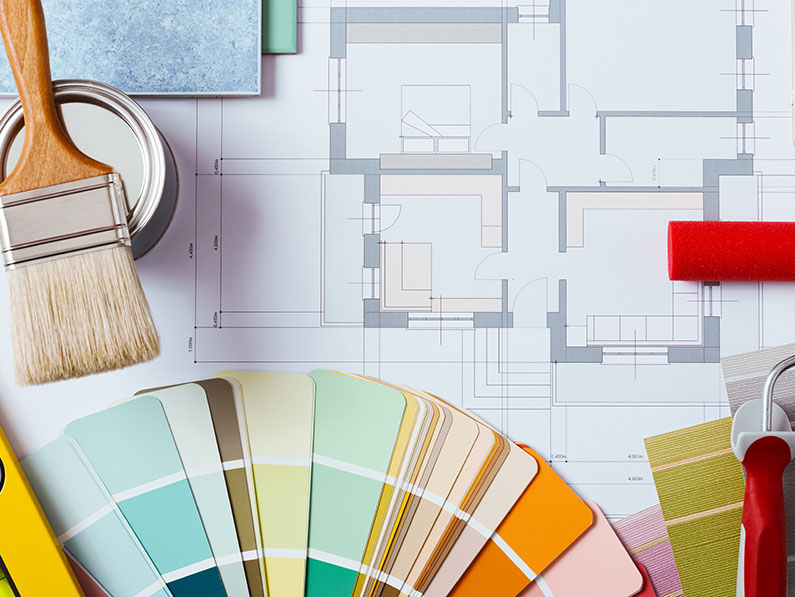 Hot New Living Room Paint Trends