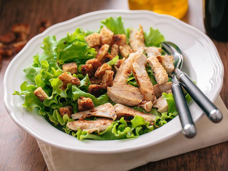5 Delicious Dinner Salad Ideas
