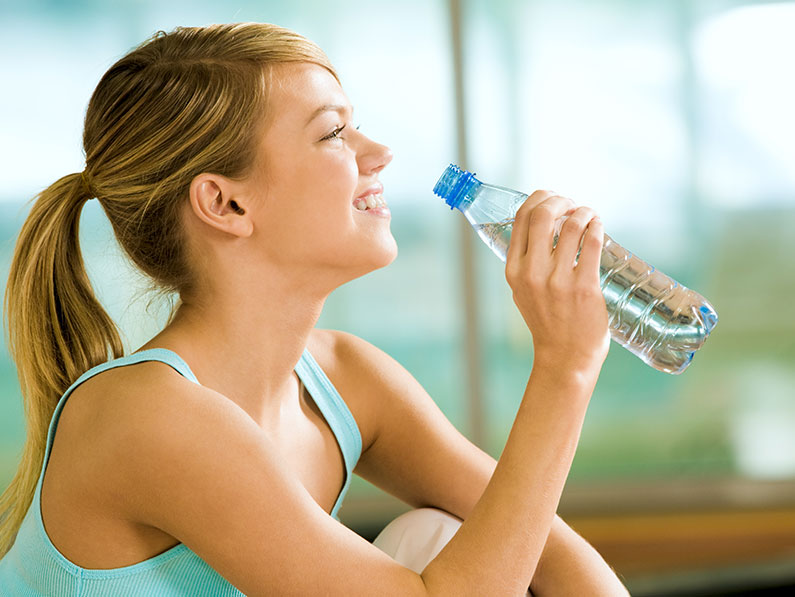 Get Fit – Stay Hydrated