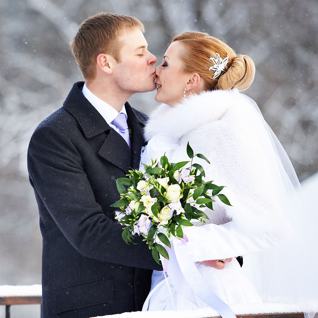 Are you thinking of having a winter wedding?