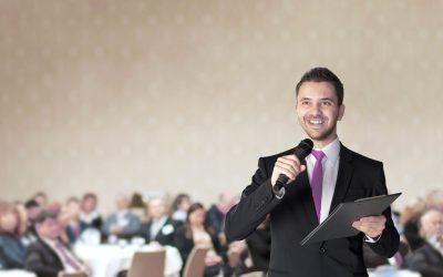 Keynote Speaker Tony Reacher