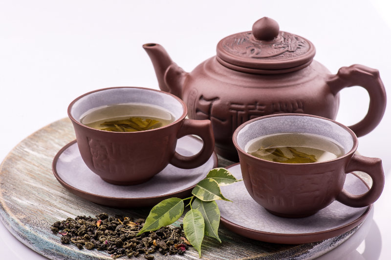 How to Make the Perfect Pot of Green Tea